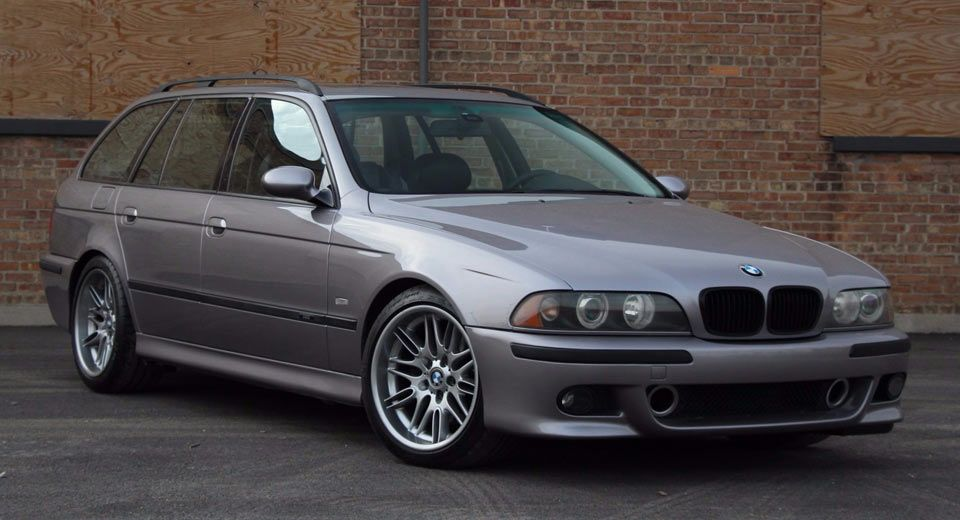 BMW Never Made An M E Touring So This Guy Did It For You Cars - Cool cars made in 2001