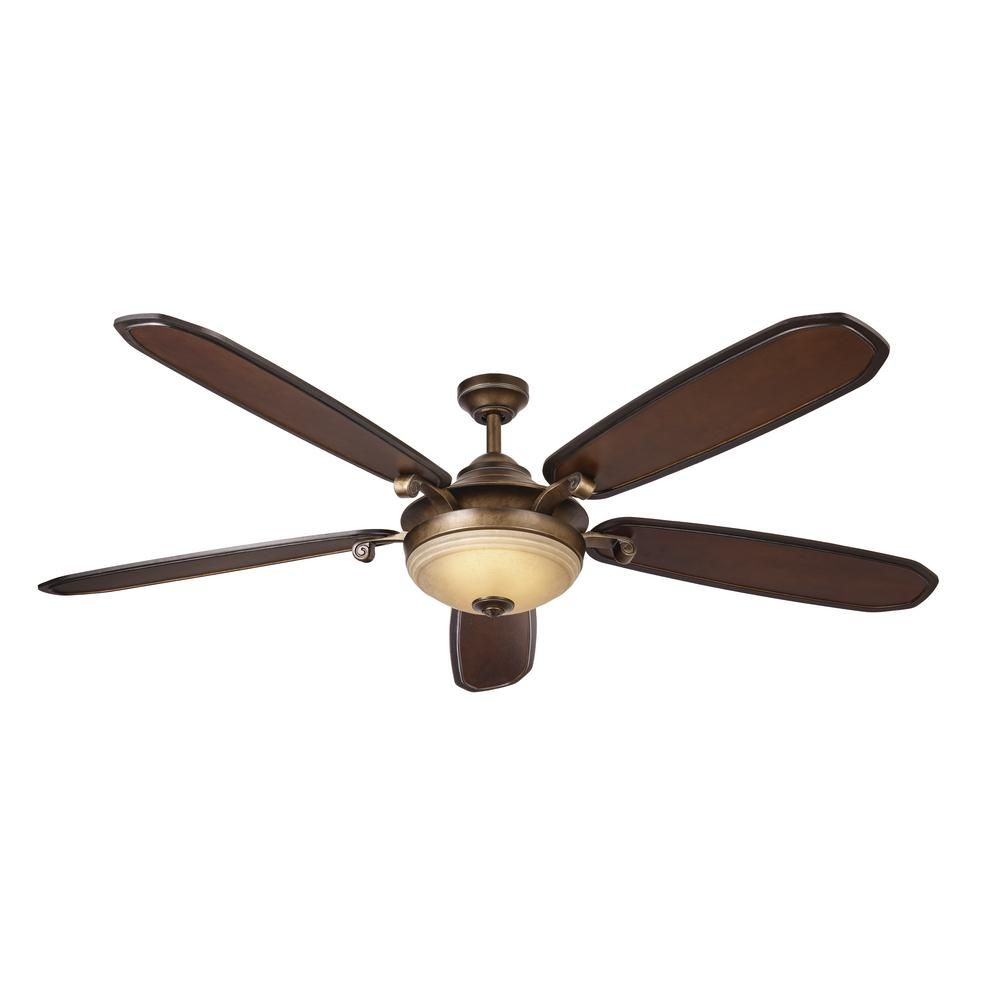 home decorators collection amaretto 70 in led indoor french beige ceiling fan with light kit and remote control cl11012 the depot accessories smart