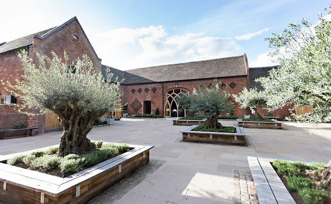 Beautiful Weddings At Cripps Barns