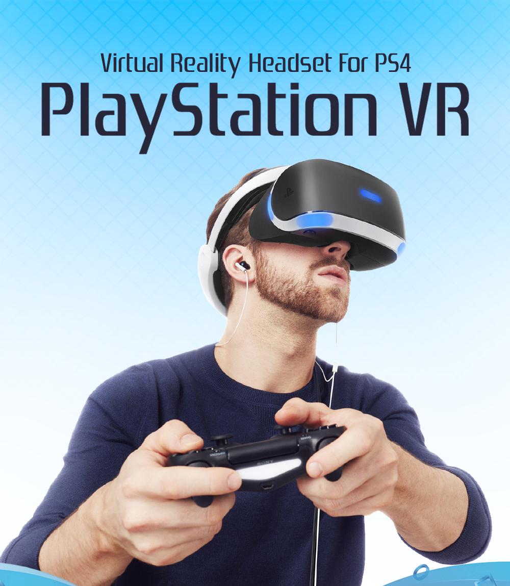 Playstation Vr Sony Playstation Vr Playstation Vr Virtual Reality Headset