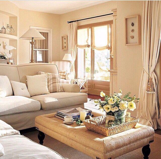 Wohnzimmer, Wohnzimmer Ideen, Wohnzimer, Monochromatisches Zimmer, Kleine  Zimmer, Kolonial, Landschaftsbau, Arquitetura, Kleine Wohnzimmer
