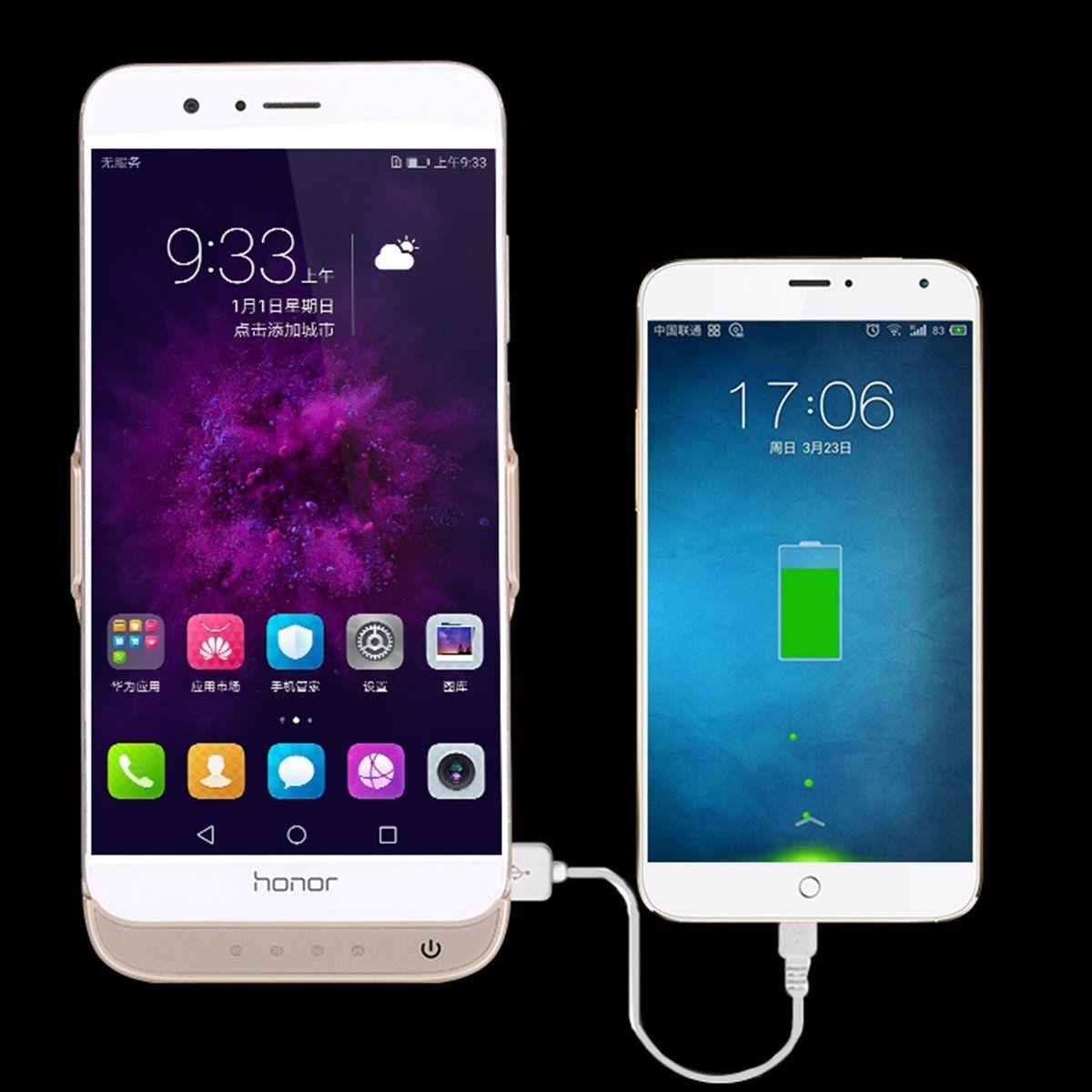 Huawei Honor V9 Case Battery Moonmini For Huawei Honor V9 Portable