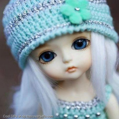 A Collection Of Most Beautiful Cool Stylish And Awesome Profile Pictures Ever We Have Nice Variety Of Facebook Cute Dolls Barbie Images Cute Baby Wallpaper