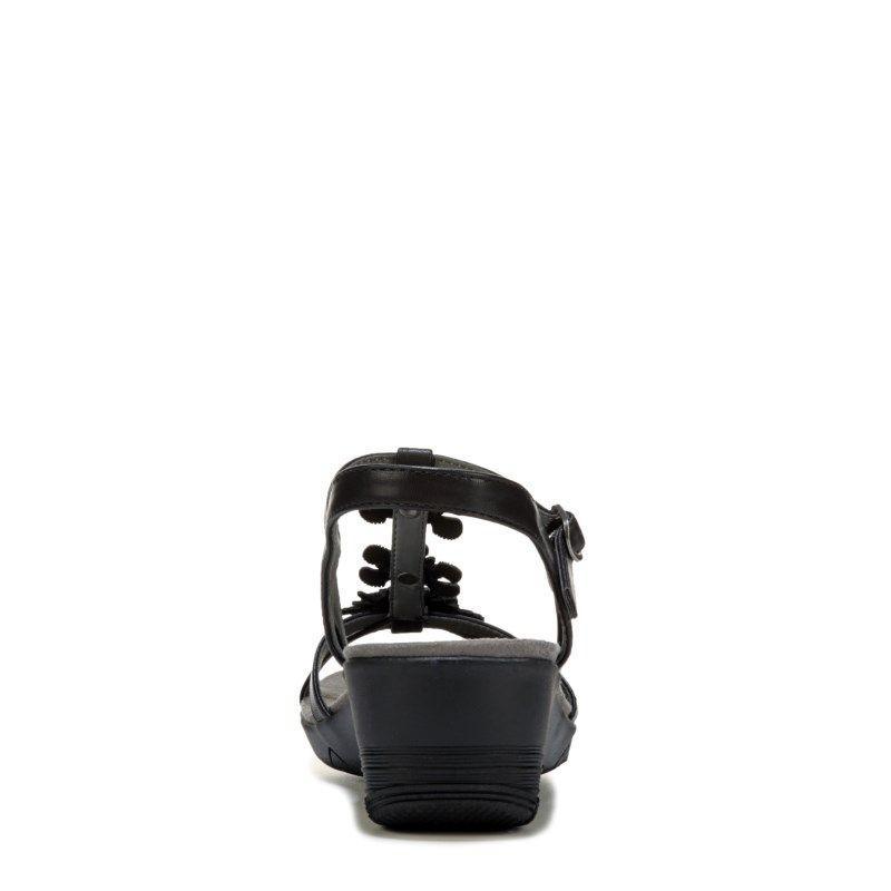 3e21b386d4 Women's Hammond Wedge Sandal   Products   Black wedge sandals, Wedge ...
