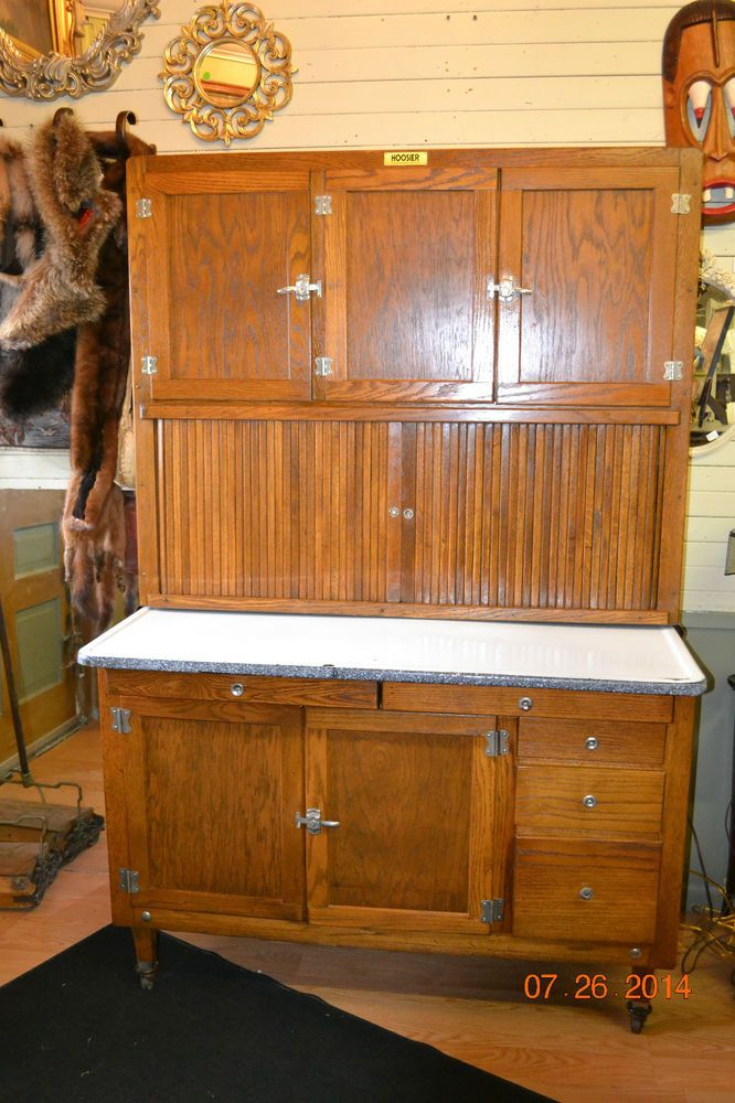 Kitchen Furniture Company: Beautiful Hoosier Cabinet, Made By Hoosier Manufacturing