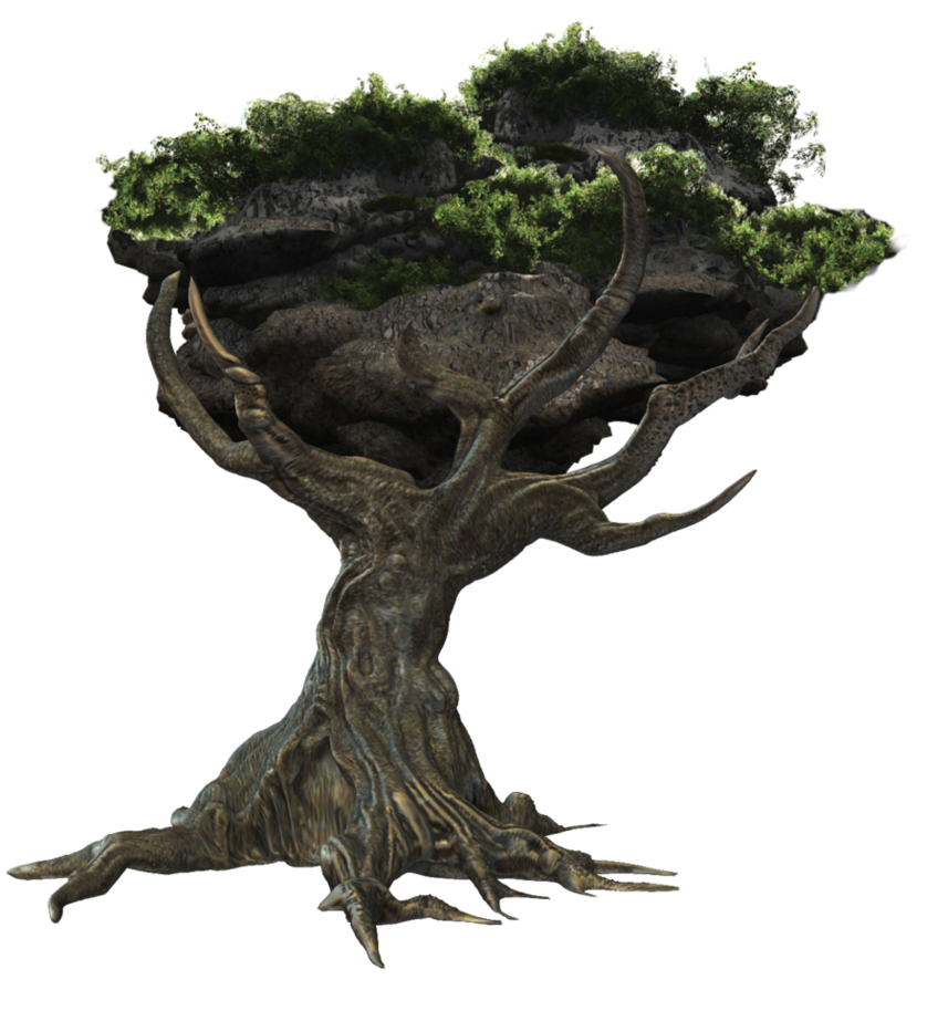 Wooden barrels 1 png by fumar porros on deviantart - Fantasy Tree Png By Mysticmorning