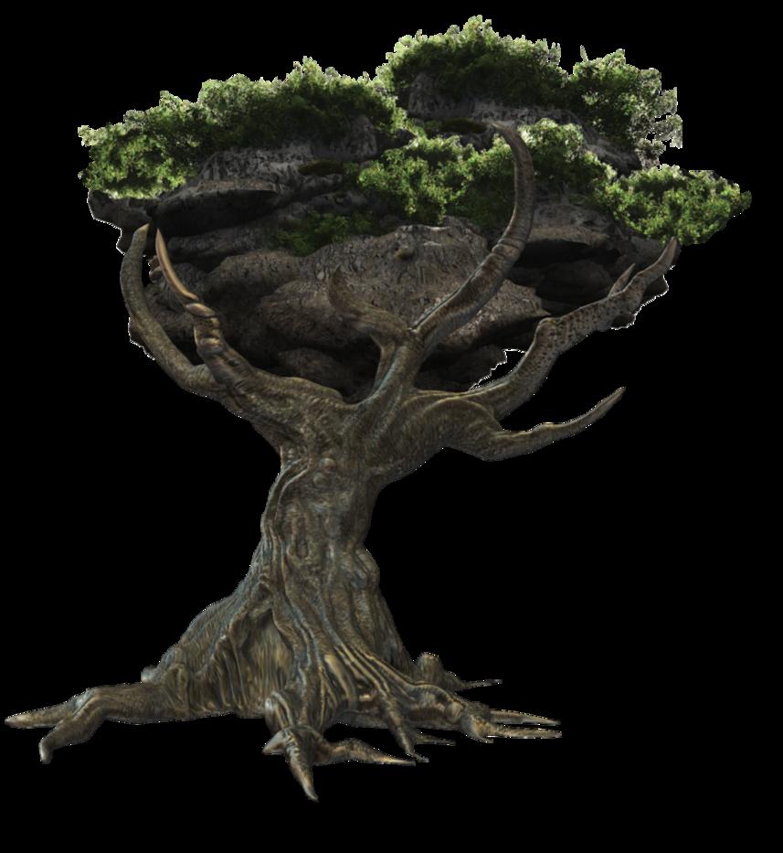Fantasy Tree Png By Mysticmorning On Deviantart Fantasy Tree Fantasy Lion Sculpture