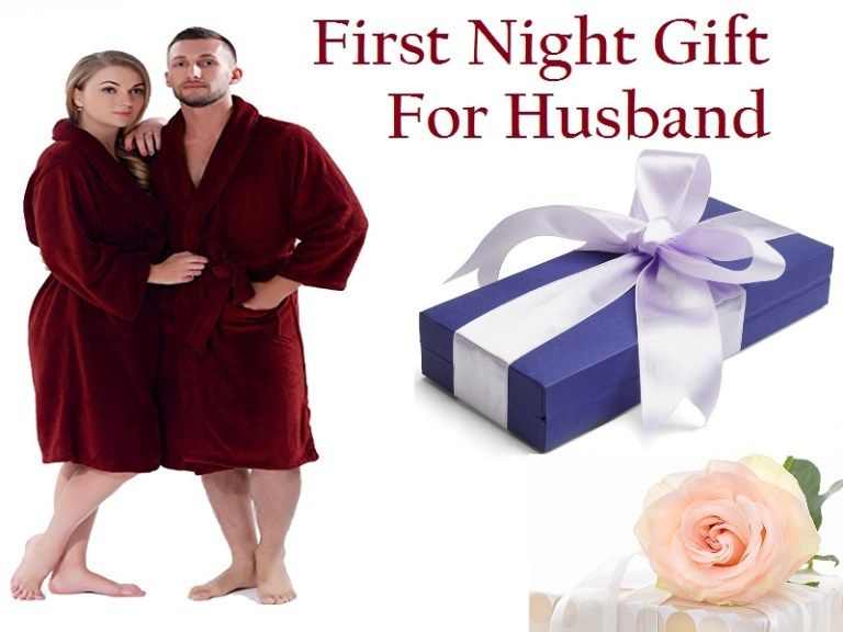 First Night Gift For Husband Best First Night Gift For Husband