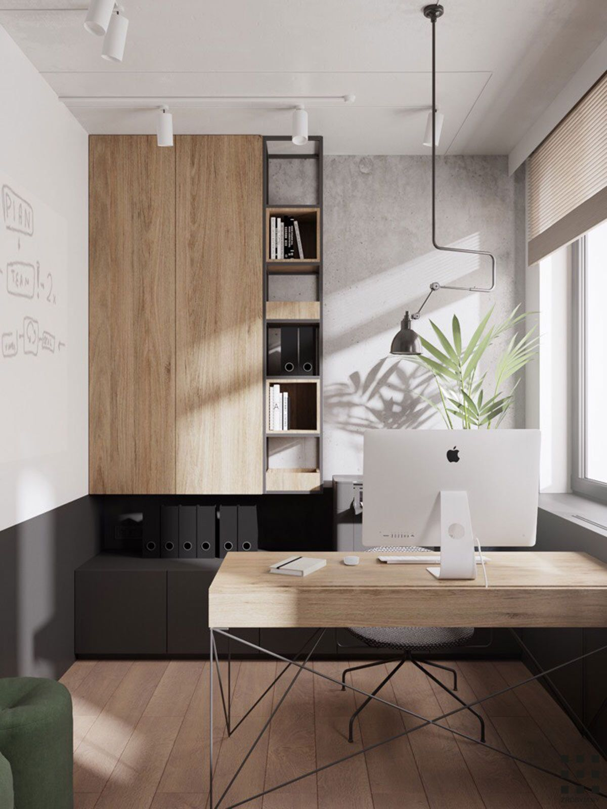 Lighthouse Small Office Design Interior Home Office Design Office Interior Design
