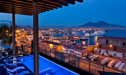Luxury hotels near naples italy plan your next for Best boutique hotels naples
