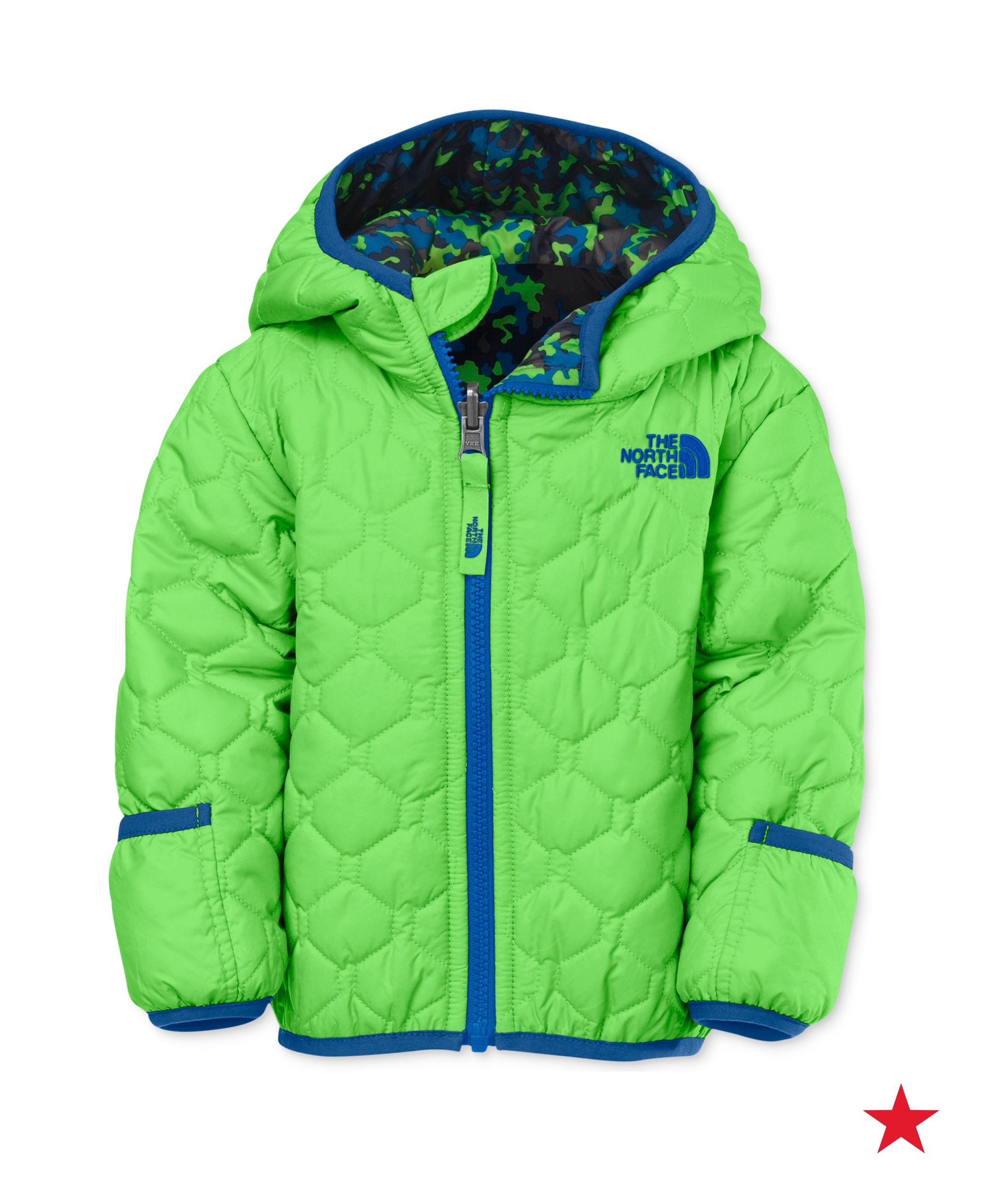 The North Face Baby Boys Perrito Reversible Jacket Kids Baby Macy S Jackets Reversible Jackets Kids Jacket [ 2542 x 2081 Pixel ]