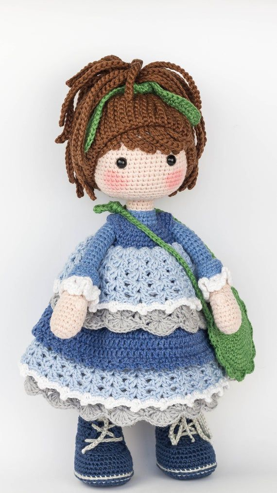 Boneca amigurumi/ boneca crochê no Elo7   Novelo de ideias Ateliê ...   1013x570
