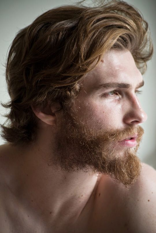 Visage Personnage Homme Profil Chiensouriant Barbe Long Hair Styles Men Hair And Beard Styles Beard