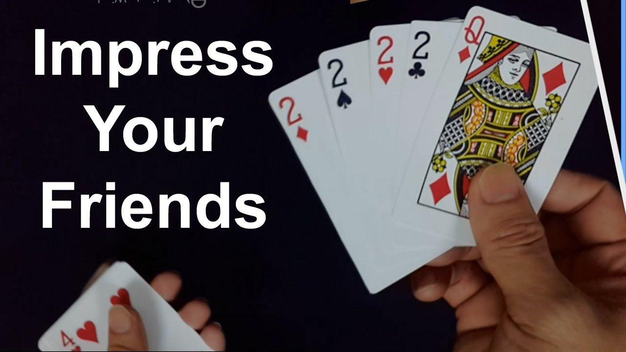 leren goochelen #29 | Easy magic card tricks, Learn card ...