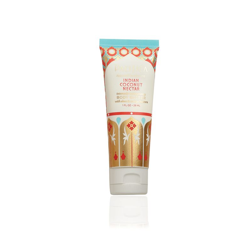 Indian Coconut Nectar Body Butter Tube | My Ipsy glam bag | Body