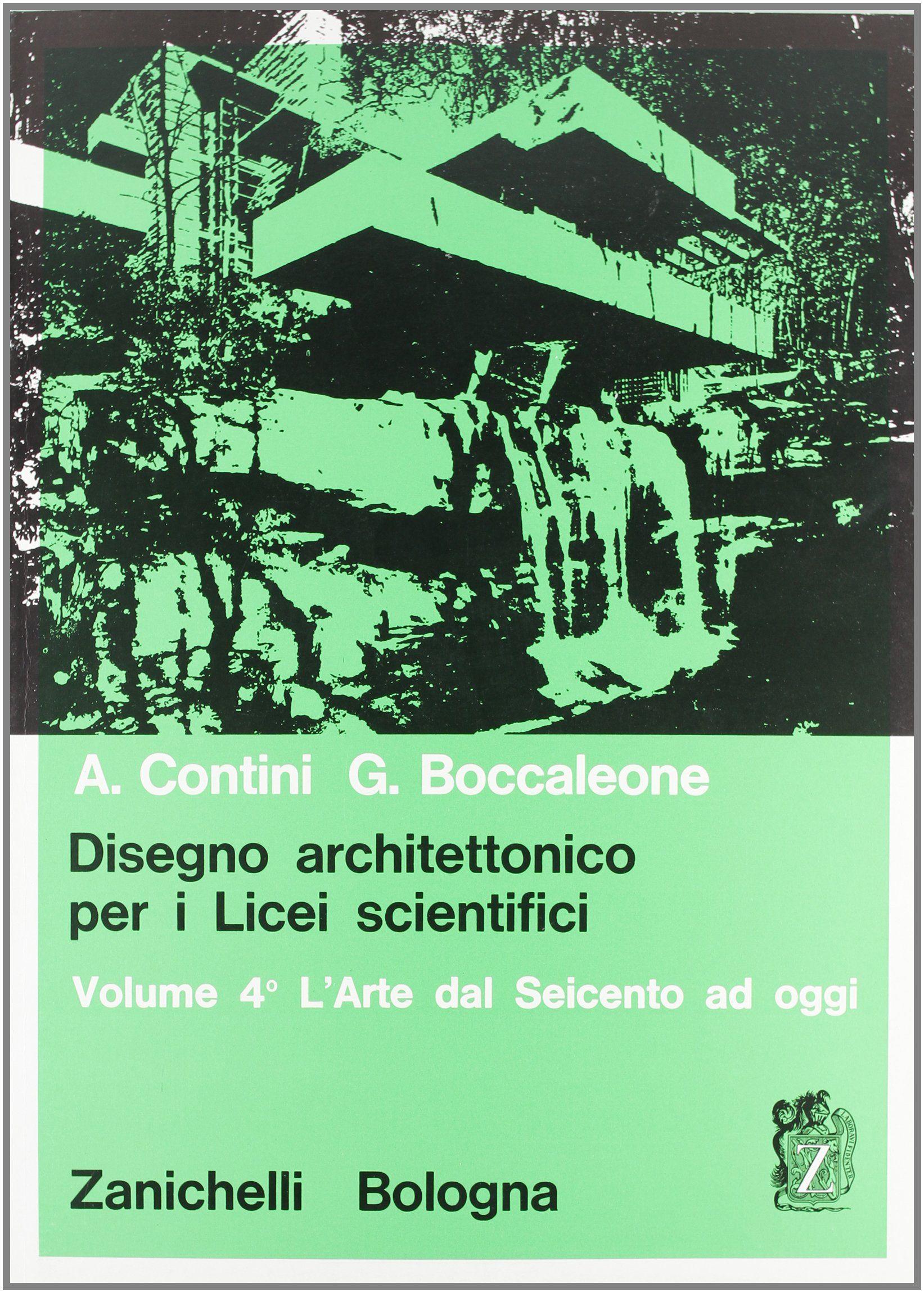 Disegno Architettonico Per I Licei Scientifici 4