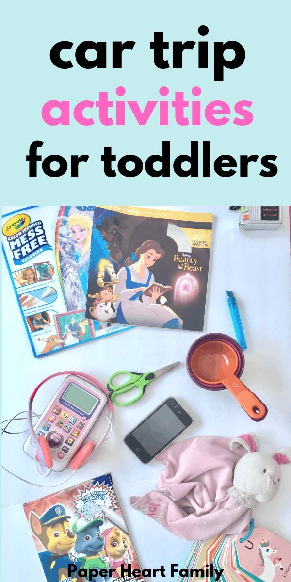 Car Activities For Toddlers Fun Ideas To Entertain A 2 Or