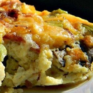 Paleo Breakfast Casserole {Whole30} | The Paleo Running Momma