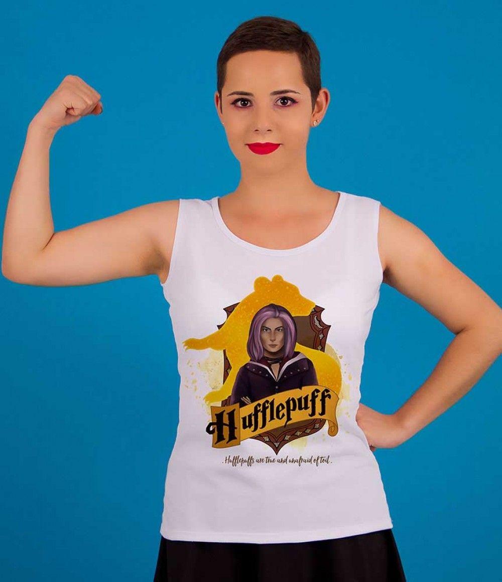 Regata Ninfadora Tonks - Harry Potter - Compre na Toda Frida ♥