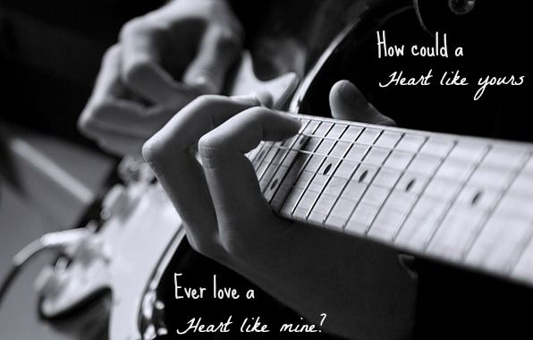 Willamette Stone Heart Like Yours If I Stay Pinterest Guitar