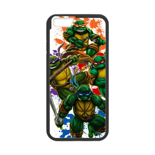 CaseCoco:Teenage Mutant Ninja Turtles Brothers Case for iPhone 6 ID:13709-135416