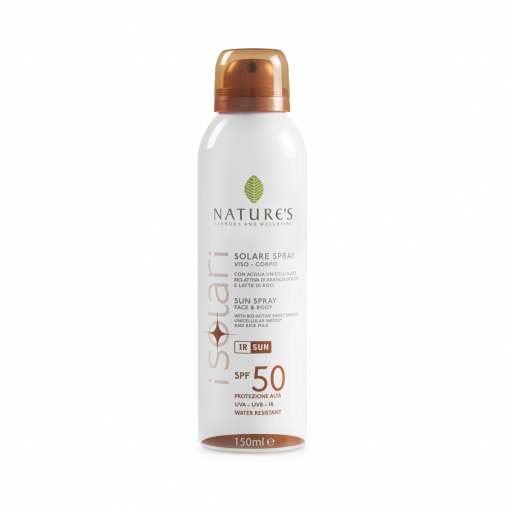iSolari spray 50