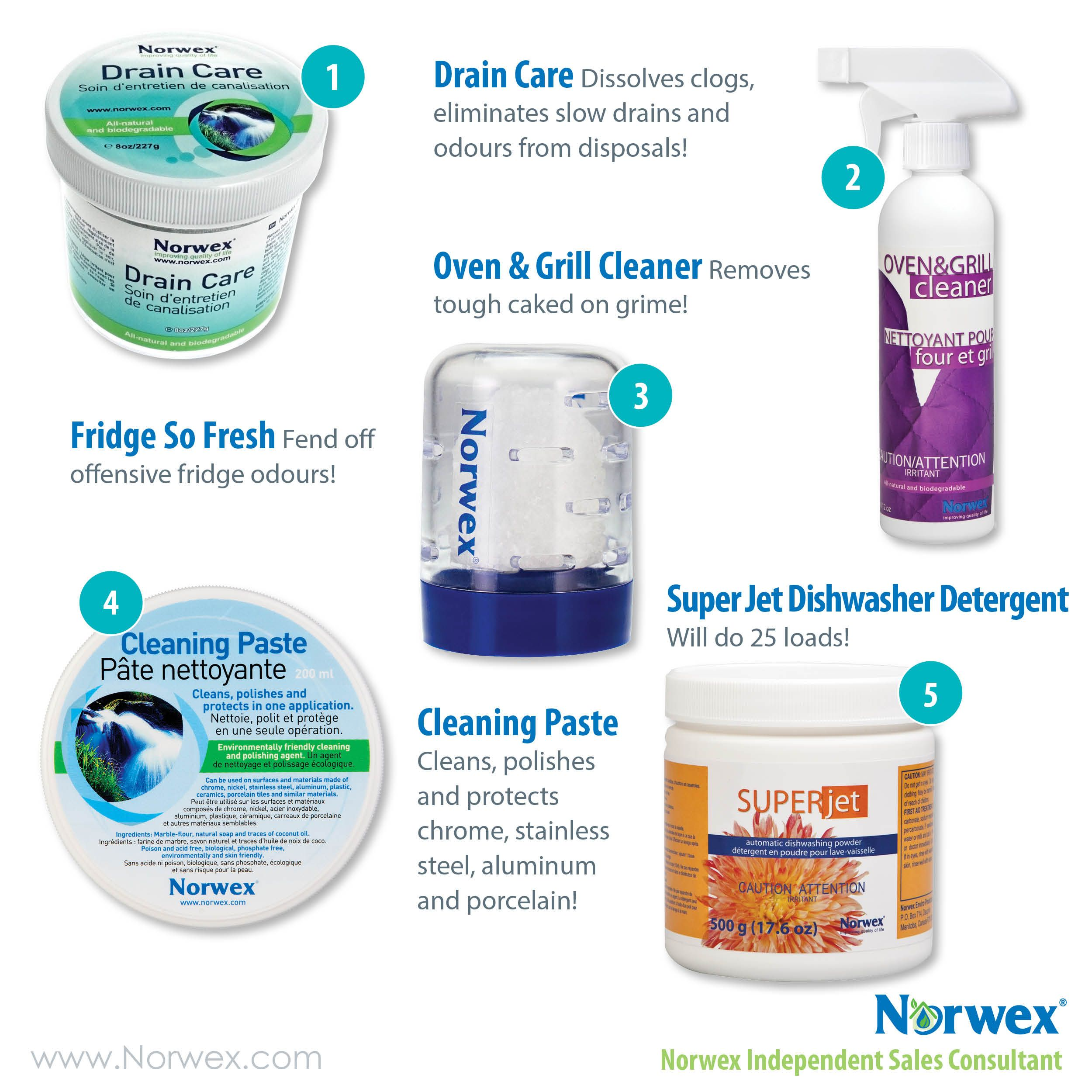 Norwex Cleaning Products: Norwex Cleaners Www.cjohnson.norwex.biz