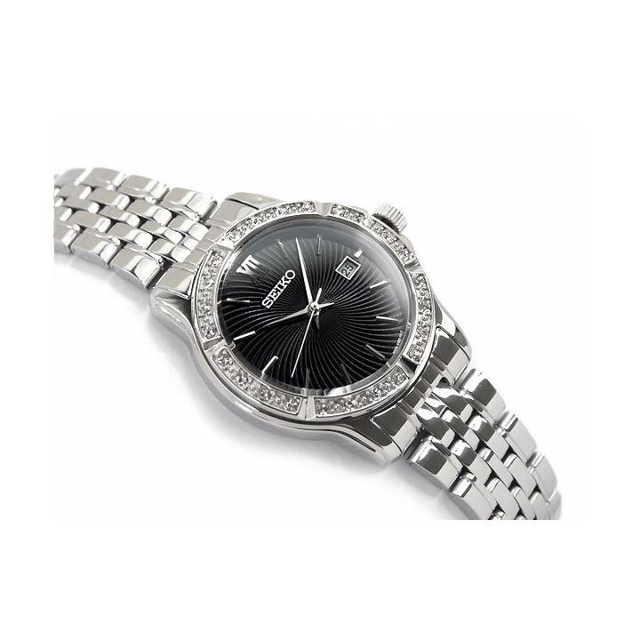 the latest a583c 09e10 メルカリ商品: SEIKOセイコーレディース腕時計ダイヤモンド銀 ...