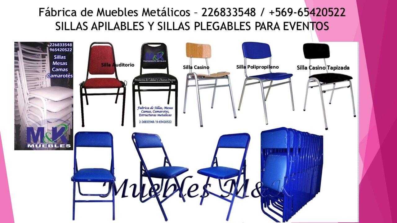 Pin De Tratamiento Metalico Myk En Fabrica De Mesas Sillas Camas  # Muebles Pupitres Escolares