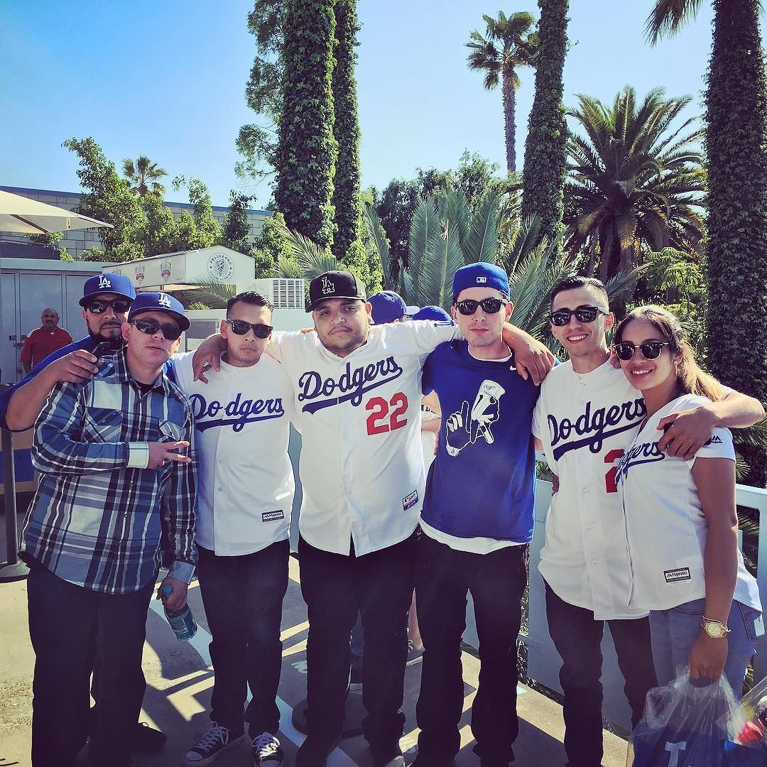 THINK BLUE: Dodgers lose but still a good time at Dodgers opening game. by davidparga777