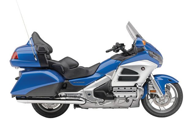 Hondas largest cruiser features an airbag, satellite radio and a navigation system -- and a $29,950 MSRP for the fully loaded model.