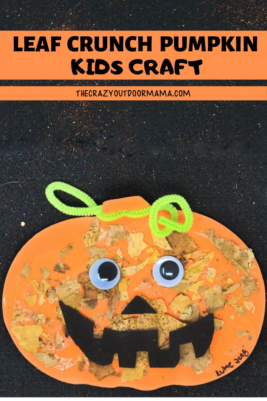 10+ Simple preschool halloween crafts ideas