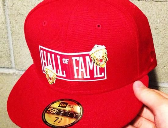 HALL OF FAME x NEW ERA「Hall Of Fame」59Fifty Fitted Baseball Cap Preview