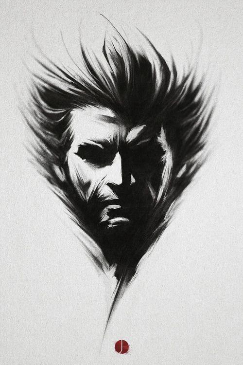 Logan Artwork By John Aslarona Wolverine Artwork Wolverine Art Superhero Art