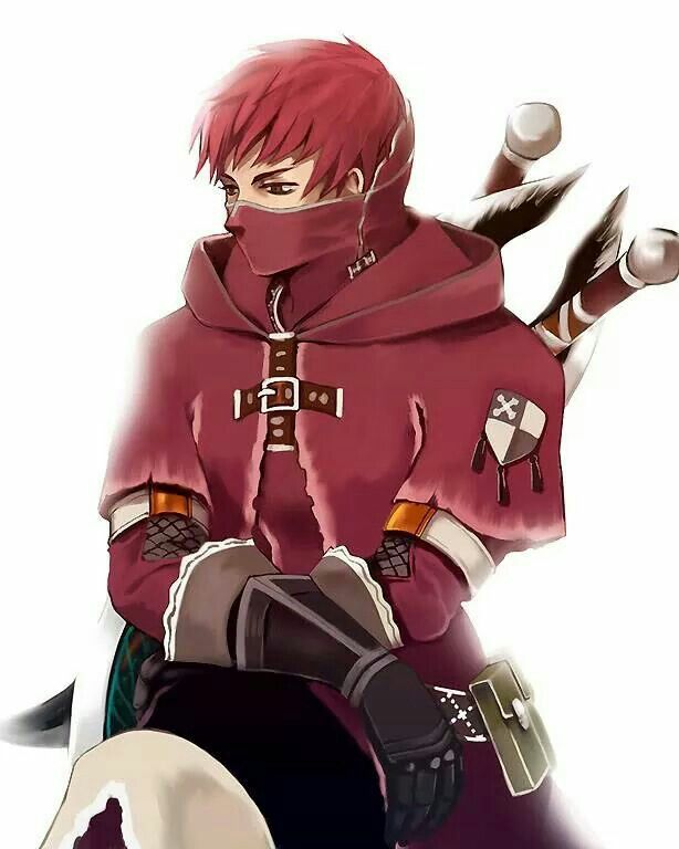 Anime ninja assassin   Personajes, Ninja