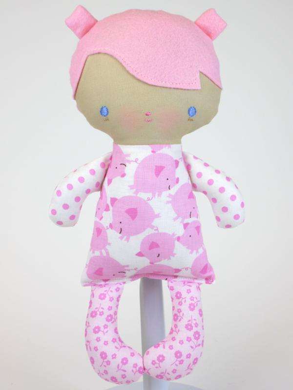 Poco de fantasía Muñecas | Kits de muñecas | Projektek, amiket ...