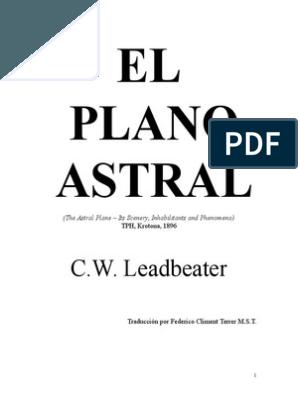 Leadbeater Plano Astral Pdf