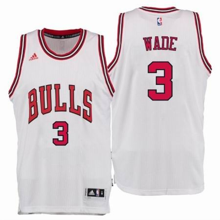 d481b86d8 mens chicago bulls jimmy butler adidas gray pride swingman jersey  chicago  bulls 3 dwyane wade 2016 home white new swingman jersey