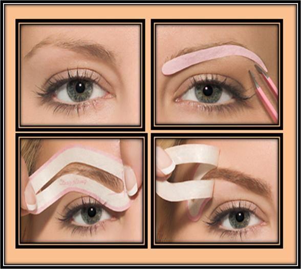 How To Do Eye Brows Etai How To Do Brows Pinterest Eyebrows