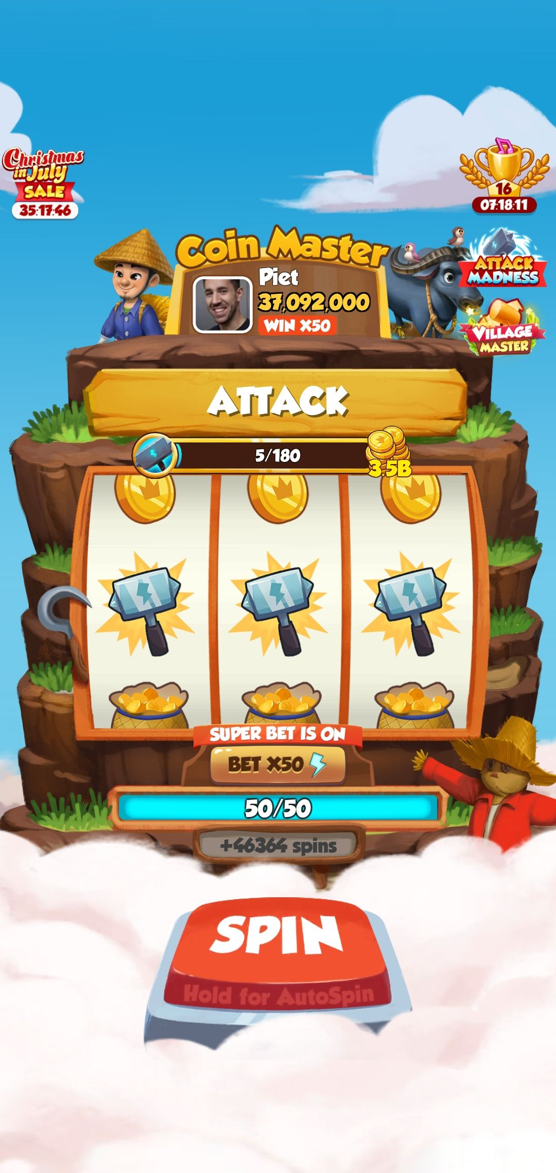 Free Spins 2020 Coin Master