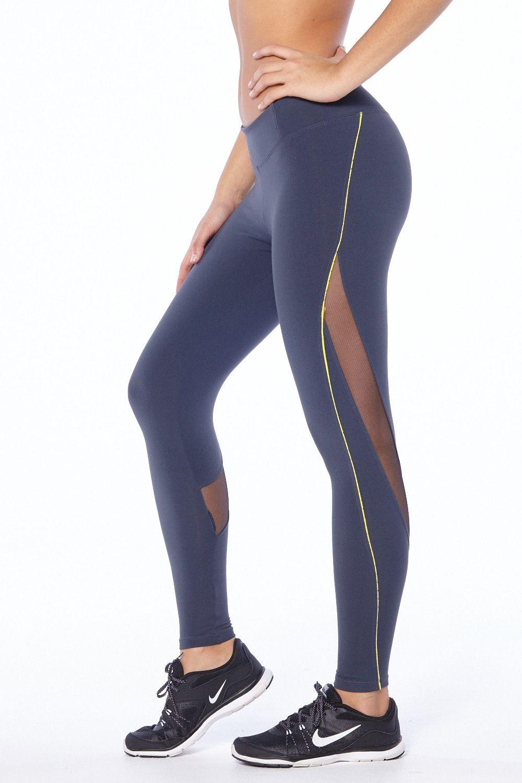 DON'T MESH WITH ME Sports wear women, Mesh yoga pants