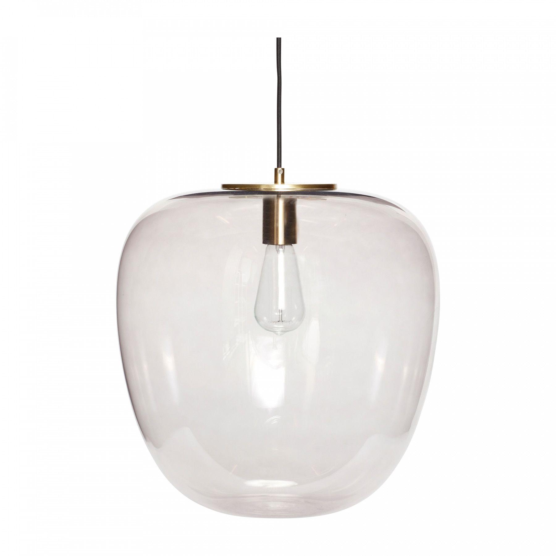 Einrichten Design De le glas rauch messing hübsch interior einrichten design de