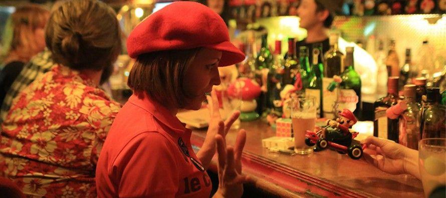 Un bar japonais vous transporte dans l'incroyable univers de Mario