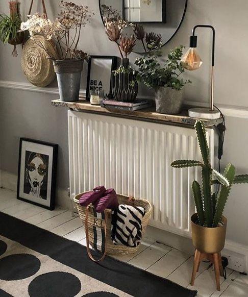 Radiator Shelf With Images Radiators Living Room Hall Decor Radiator Shelf