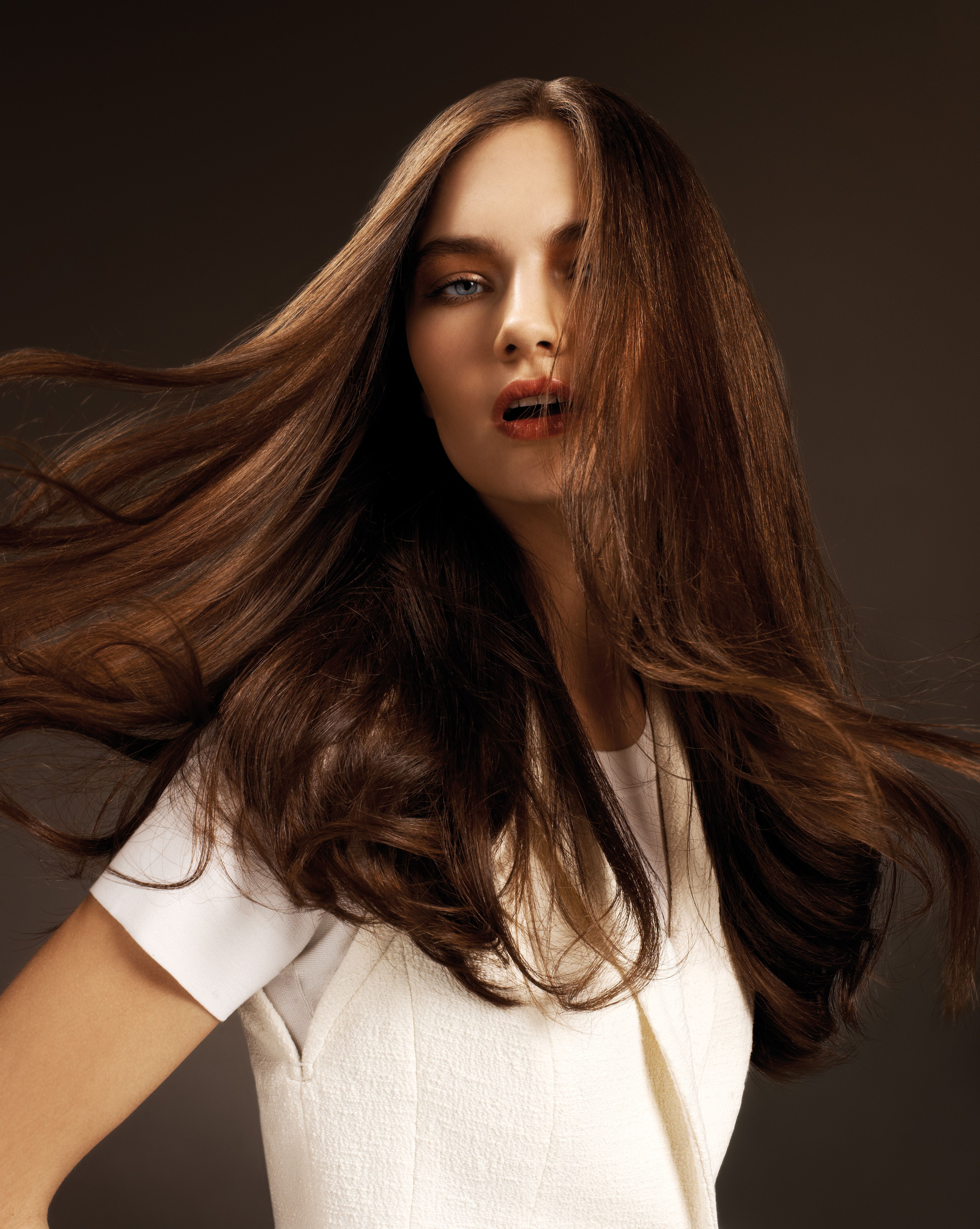 Framcolor Glamour Long Hair Women Professional Hairstyles Hair Beauty