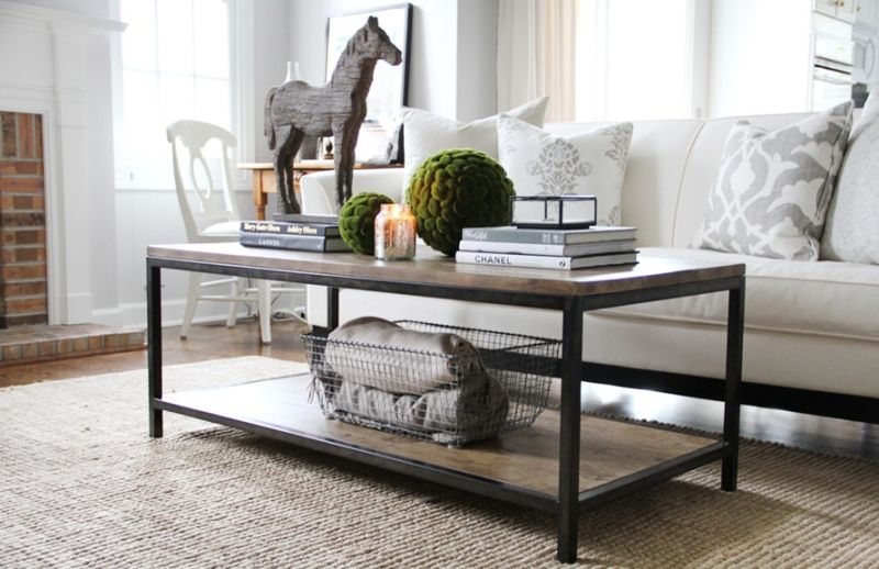 styles of coffee tables