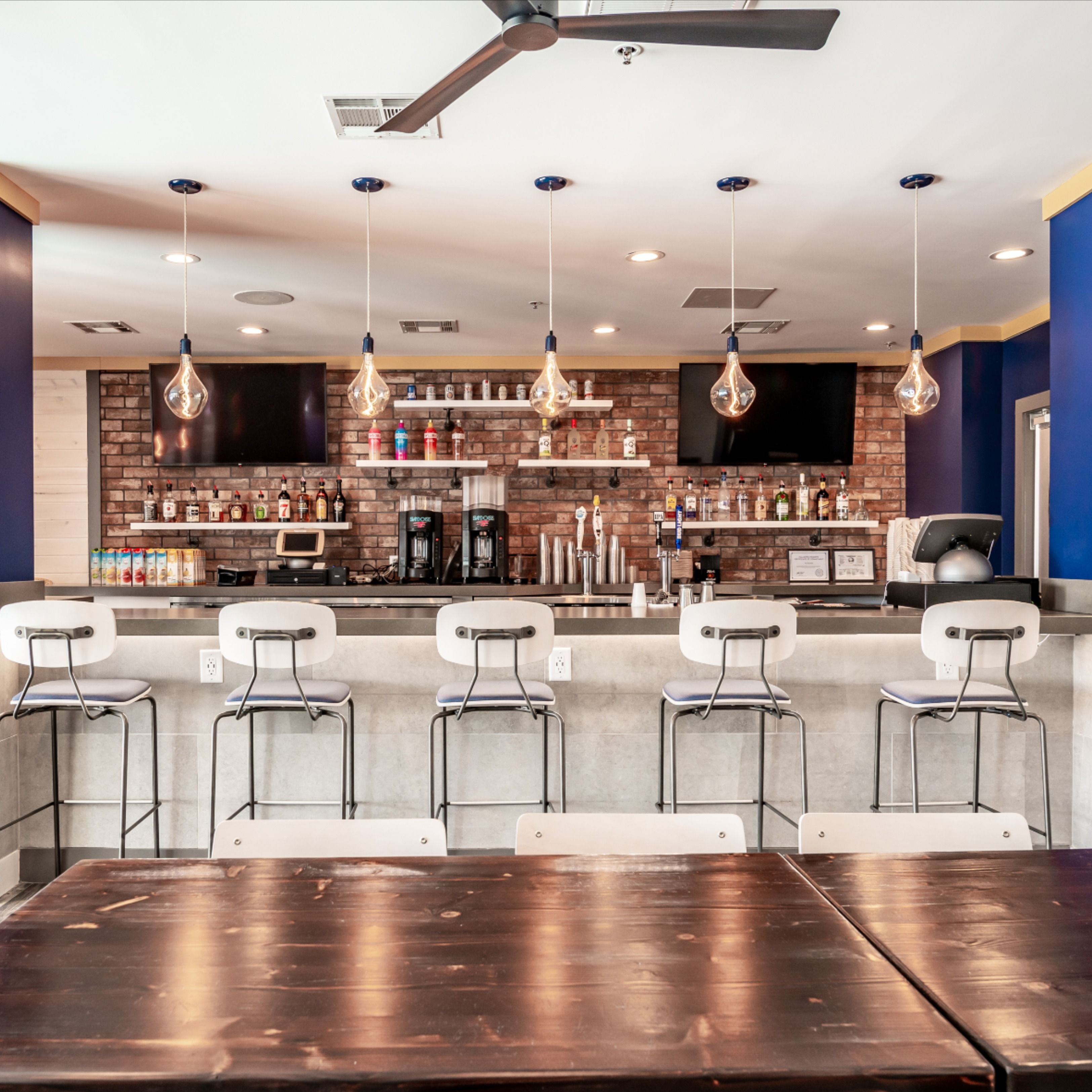 Downtown Minimalist Cord Pendant in 9   Modern bar design, Barn ...