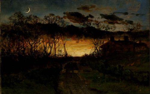 Edward Mitchell Bannister, Untitled, 1883