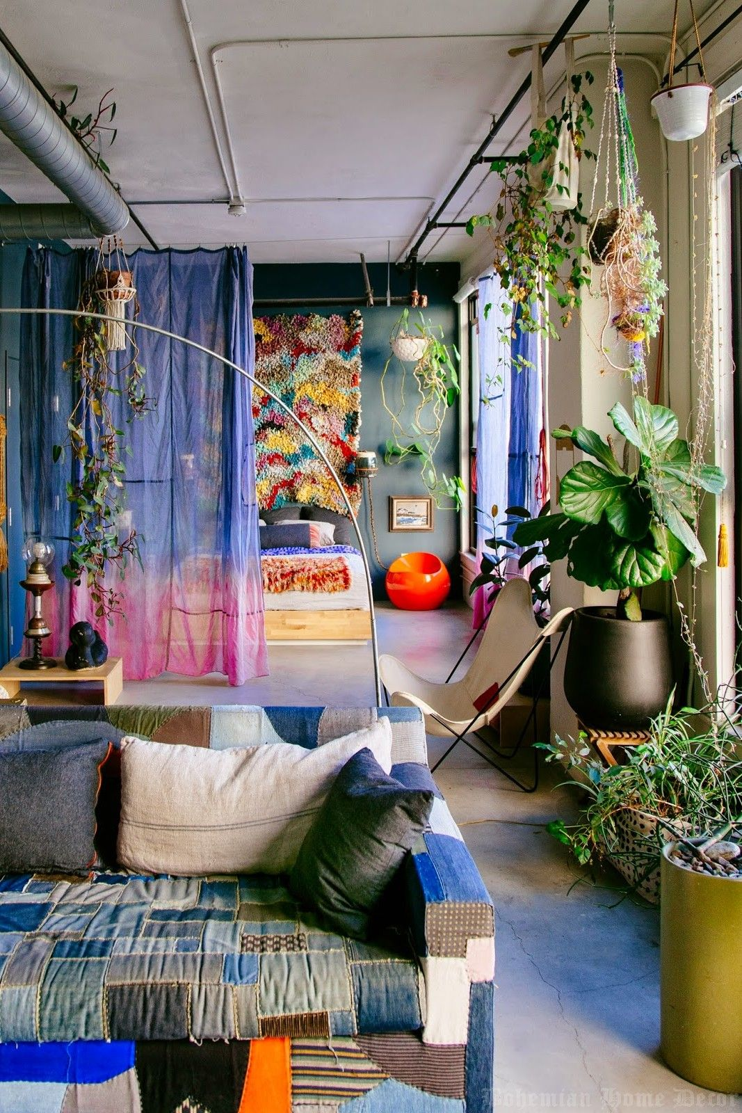 The Pros And Cons Of Bohemian Home Decor