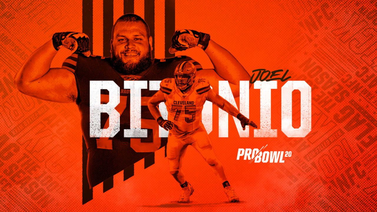 Joel Bitonio Named To Pro Bowl National Football League News Cleveland Browns Home The Official Source O In 2020 Nfl News National Football League National Football